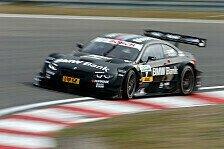DTM - Heute ist es leider angebrannt: BMW: Marquardt sucht keine Ausreden