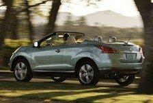 Auto - Offener Fahrspa� neu definiert: Nissan: Erste Kreuzung aus SUV und Cabriolet