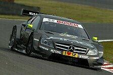 DTM - Schumacher eines besseren belehrt
