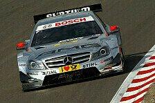 DTM - Haug: Im Sinne der Meisterschaft nicht schlecht
