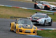 ADAC GT Masters - Steffi Halm an Bord: Sch�tz Motorsport testet in Spanien