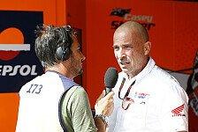 MotoGP - Neue F�hrungstruppe: Suppo: Honda an der Spitze halten