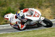 Moto2 - Verletzung macht keine Probleme: Krummenacher mit gelungenem Comeback