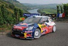 WRC - Premiere als Rennleiter: Alfred Rommelfanger