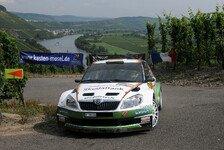 WRC - Auch ohne Risiko schnell: Halbzeit Tag 1: Wiegand/Christian Zweiter in WRC-2