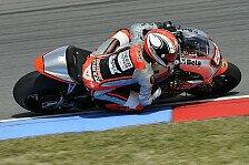 MotoGP - In die falsche Richtung: Pasini: Nicht wirklich zufrieden