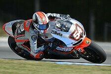 MotoGP - Unproduktiver Tag: Pasini: Kann nicht viel sagen