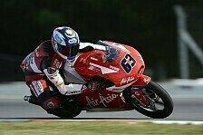 Moto3 - Cortese Vierter, Salom Zehnter: Khairuddin auch im Warm-Up Schnellster