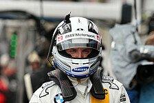 DTM - Rennfahrer aus Leidenschaft : Hand h�lt sich mit Racing in Form