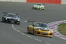 ADAC GT Masters - Zwei lange Safety-Car-Phasen pr�gen Rennen: Engelhart/Tandy im Herzschlagfinale siegreich