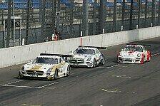 ADAC GT Masters - Baumann und Proczyk zeigen hervorragende Leistung : Gize-SLS gl�nzt mit Platz 5