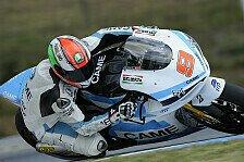 MotoGP - Aegerter testete Maschine ebenfalls: Petrucci vor Wechsel auf Suter-BMW