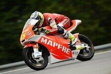 Moto3 - Faubel fliegt raus: Amato startet f�r Aspar