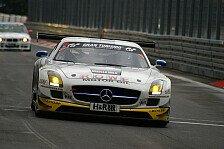 VLN - Starke Fahrerbesetzungen: ROWE Racing mit drei SLS am Start