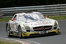 VLN - Pl�tze sieben und 13: ROWE Racing erneut in den Top-Ten