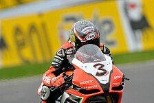 Superbike - Sykes und Melandri dicht dran: Biaggi schl�gt zur�ck