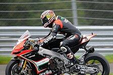 Superbike - Laverty �rgerte sich �ber fehlenden Grip: Biaggi: Es ist noch nicht vorbei