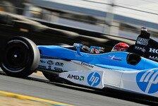 IndyCar - Jubel bei Pagenaud & Chevrolet: Erste Titel vergeben