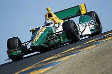 IndyCar - Endlich ein Teamkollege: De Silvestro: Neues Team, neues Gl�ck