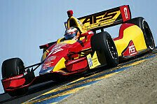 IndyCar - Dragon Racing holt Saavedra