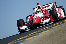 IndyCar - Verbesserungen angestrebt: Wilson bleibt bei Dale Coyne Racing