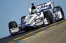 IndyCar - Das Beste kommt erst noch: Bourdais verl�ngert bei Dragon Racing