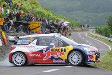 WRC - Sieg �ber katastrophale Bedingungen: Hirvonen gewinnt Rallye Vosgien