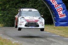 WRC - Al-Attiyah holt in Deutschland Punkte