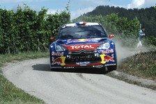 Games - Gameplay-Trailer: Video - WRC 3 - Spielszenen aus Portugal