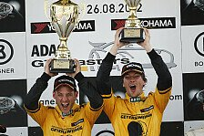 ADAC GT Masters - N�chster Erfolg: Sch�tz Motorsport setzt Siegesserie fort