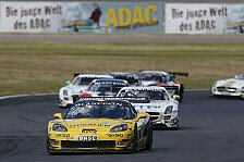 ADAC GT Masters - Alessi/Keilwitz fahren im ADAC GT Masters auf das Podium: Lichtblick auf dem Lausitzring