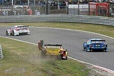 DTM - Er hat mich weit rausgedr�ngt: Coulthard �bt scharfe Kritik an Merhi