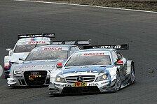 DTM - Mercedes sp�rt den Atem der Verfolger: Oschersleben: Die Teamvorschau