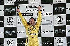 ADAC GT Masters - Erfolgreiches Wochenende auf dem Lausitzring: Zweiter Saisonsieg f�r Toni Seiler