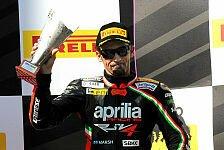Superbike - Sturzursache noch ungekl�rt: Biaggi feiert seinen WM-Titel