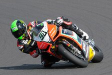 Superbike - Sykes mit technischem Defekt raus: Laverty holt ersten Aprilia-Sieg