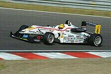 Formel 3 EM - Podestplatz im Qualifying verspielt: Pascal Wehrlein