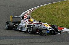 F3 Euro Series - Verr�cktes Wetter: Wehrlein zweimal auf dem Podium
