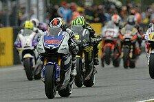MotoGP - Nichts zu verschenken: Meisterschaft soll besser werden