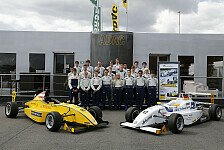 ADAC Formel Masters - Nachwuchstalente sammeln erste Formel-Erfahrung: Experience Day auf dem Lausitzring