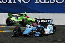 IndyCar - Spannender Kampf an der Spitze: Vorschau: Sonoma Raceway