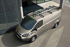 Auto - Start in eine neue �ra: Ford pr�sentiert Transit Custom und Tourneo Custom