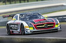 Blancpain GT Serien - Genugtuung nach dem Vorjahr: Basseng/Winkelhock nach Titel �bergl�cklich