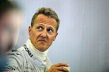 Formel 1 - In Lebensgefahr : Schumacher im Koma: OP kann gef�hrlich sein