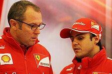 Formel 1 - Gut Ding will Weile haben: Causa Massa: Ferrari h�lt sich bedeckt