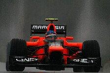 Formel 1 - Nicht nur die anderen pushen: Marussia mit signifikantem Update in Spa