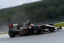 GP2 - Blitzstart in Spa: Calado: In letzter Kurve Platz zwei verloren