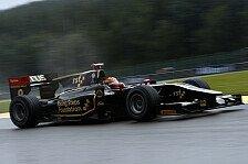 GP2 - Den Titel im Visier: Calado bleibt Lotus 2013 erhalten