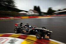 GP3 - Vorsprung weiter ausgebaut: Evans steht in Spa ganz vorne