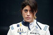 GP3 - Bilder: Junge Renn-Lady: Vicky Piria